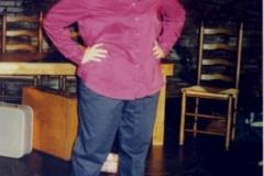 Lydia Dobson as Mary